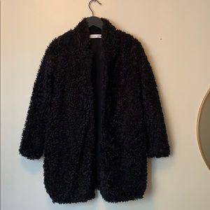 Vickey Teddy Bear Coat